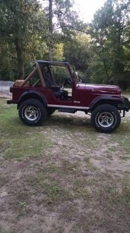 1979 Jeep CJ-5 for sale 100827444