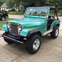 1979 Jeep CJ-5 for sale 100904238