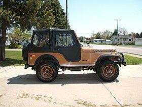 1979 Jeep CJ-5 for sale 100987251