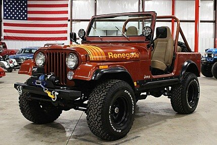 1979 Jeep CJ-7 for sale 100851297