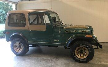 1979 Jeep CJ-7 for sale 100997441