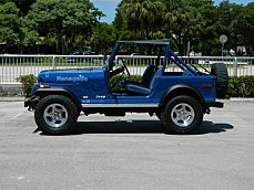 1979 Jeep CJ-7 for sale 100867892