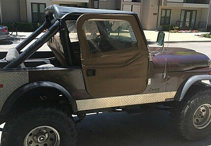 1979 Jeep CJ-7 for sale 100877125