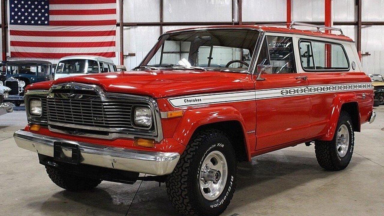 1979 Jeep Cherokee for sale near Grand Rapids, Michigan 49512 ...