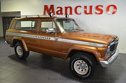 1979 Jeep Cherokee for sale 100857742