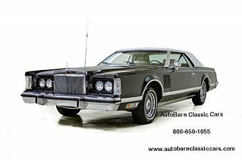 1979 Lincoln Continental for sale 100778118