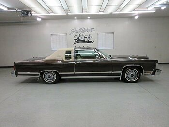 1979 Lincoln Continental for sale 100795380