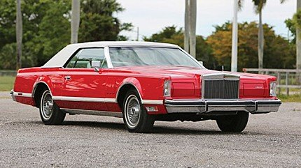 1979 Lincoln Continental for sale 100851909