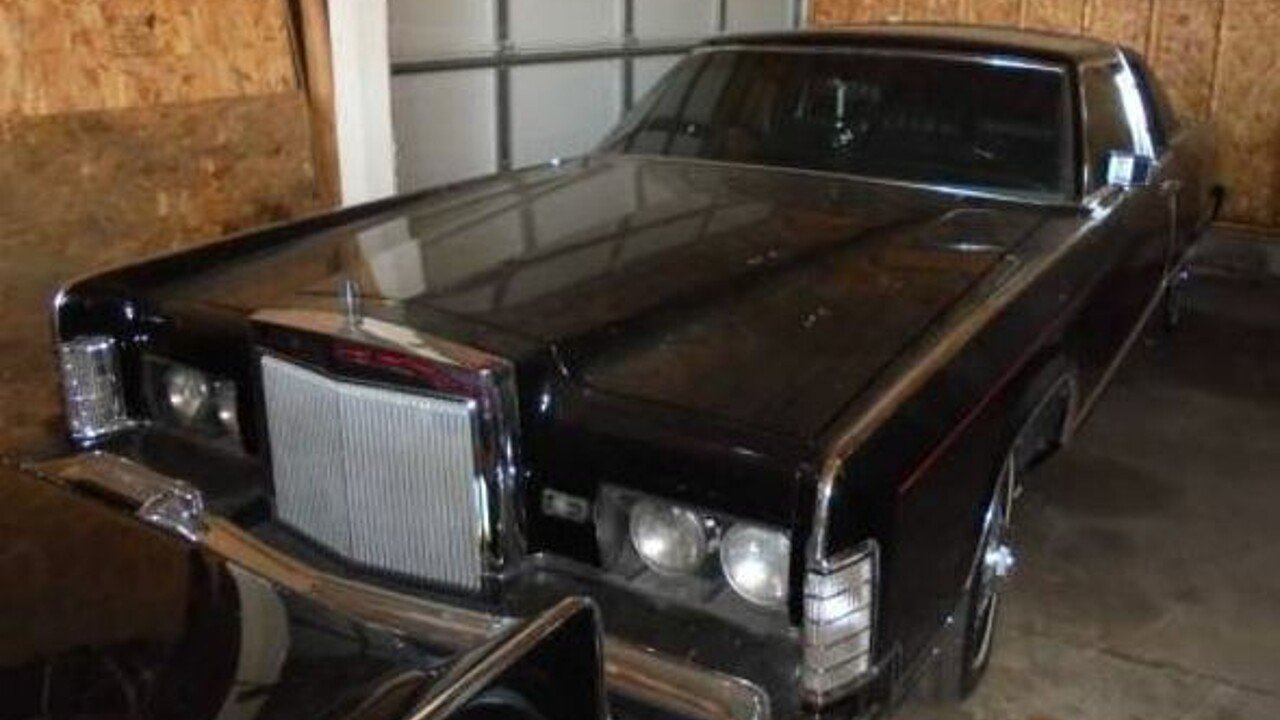 1979 Lincoln Continental for sale 100791944