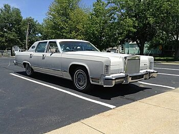 1979 Lincoln Continental for sale 100818759