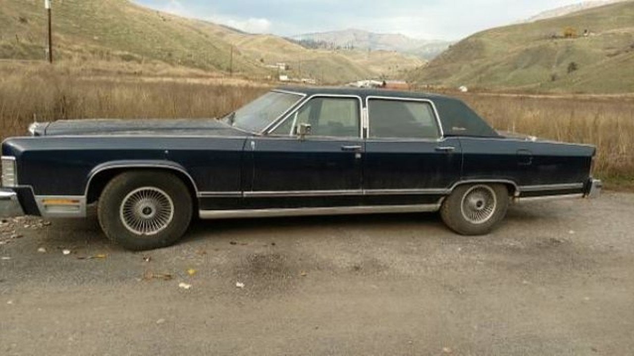 1979 Lincoln Continental for sale 100838430