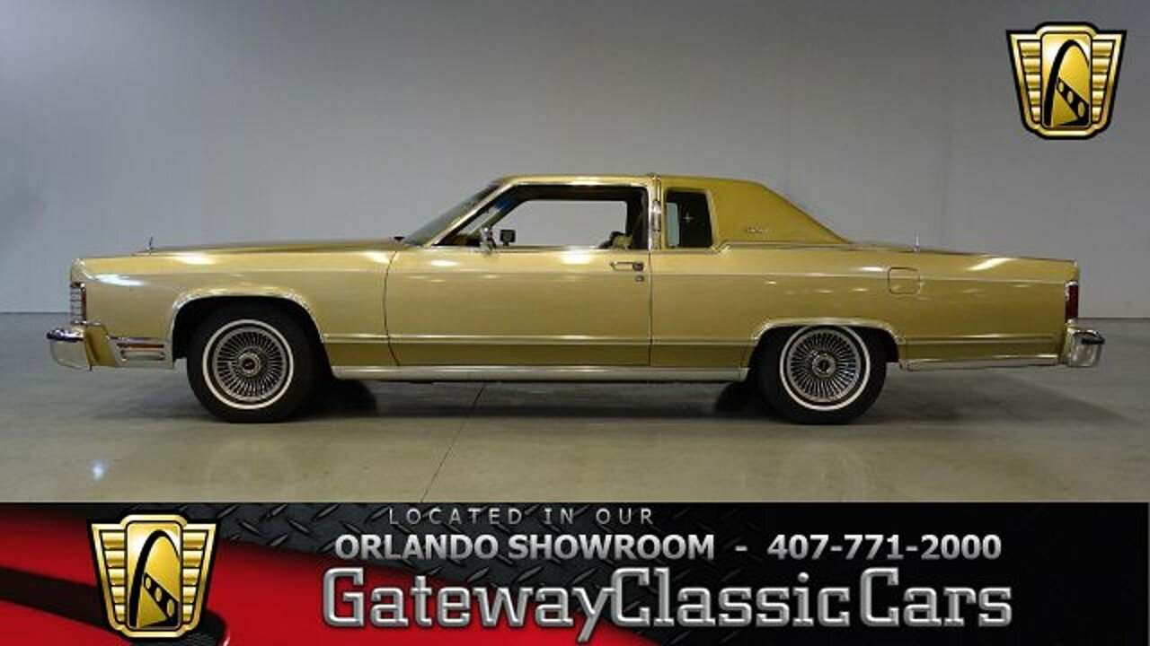 1979 Lincoln Continental for sale 100964864