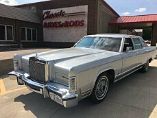 1979 Lincoln Continental for sale 100831820