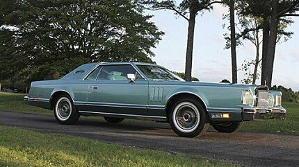 1979 Lincoln Continental for sale 100891301