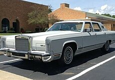 1979 Lincoln Continental for sale 100898462