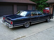 1979 Lincoln Continental for sale 100898505