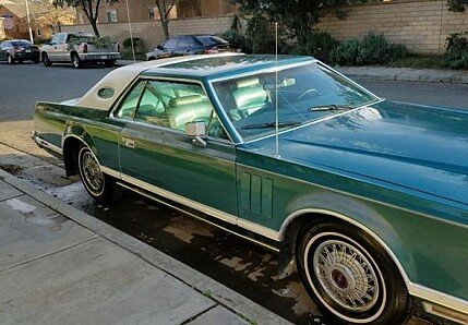 1979 Lincoln Continental for sale 100952108