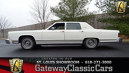 1979 Lincoln Continental for sale 100953254
