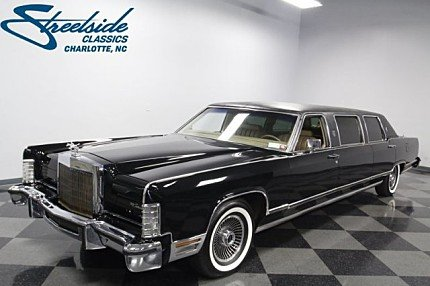 1979 Lincoln Continental for sale 100956701