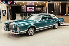 1979 Lincoln Continental for sale 100989216