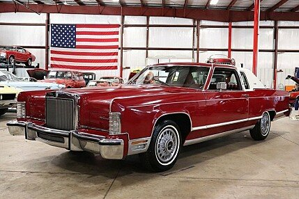 1979 Lincoln Continental for sale 100994380