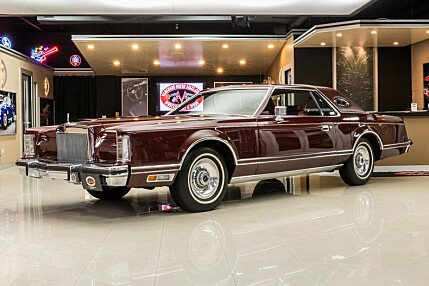 1979 Lincoln Continental for sale 100999761