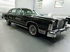 1979 Lincoln Continental for sale 101022909