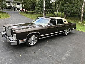 1979 Lincoln Continental for sale 101032746