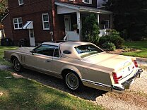 1979 Lincoln Mark V for sale 100876197