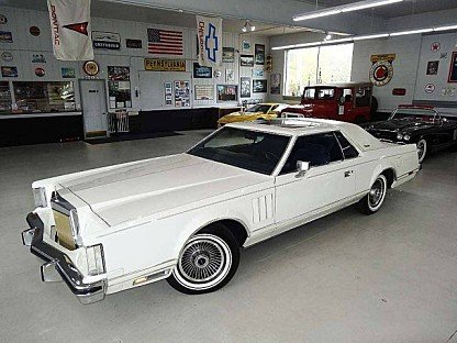 1979 Lincoln Mark V for sale 100881818
