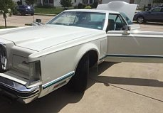 1979 Lincoln Mark V for sale 100900397