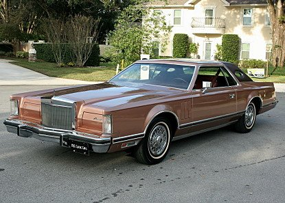 1979 Lincoln Mark V for sale 100928208