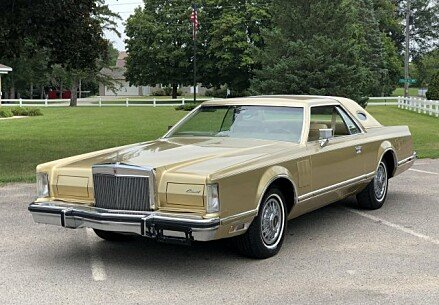 1979 Lincoln Mark V for sale 101031032