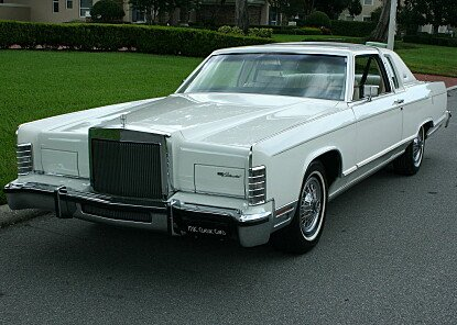 1979 Lincoln Other Lincoln Models for sale 100880889