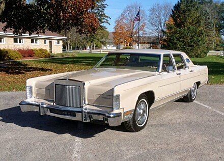 1979 Lincoln Other Lincoln Models for sale 100923951