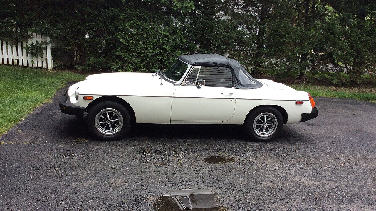 1979 MG MGB for sale 100871480