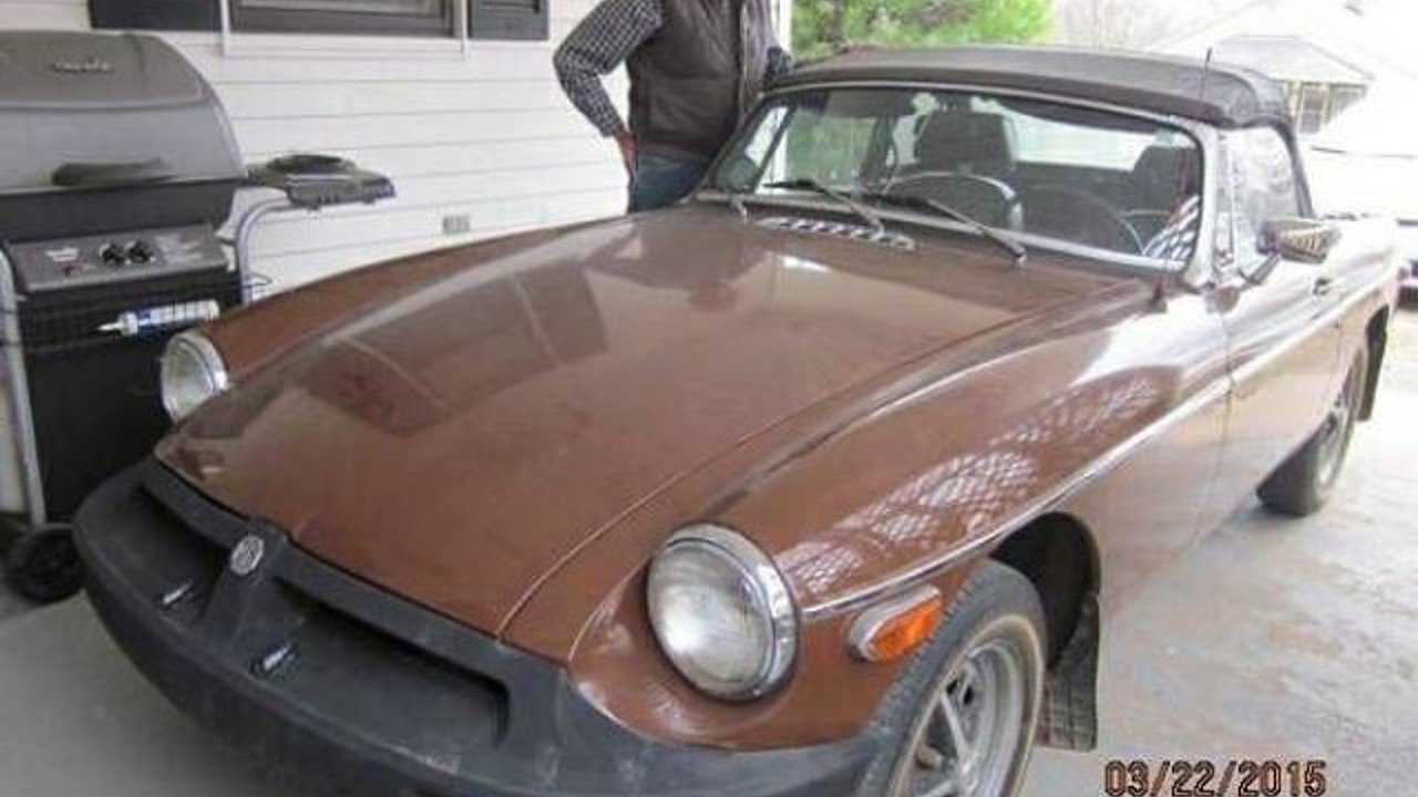1979 MG MGB for sale 100877640