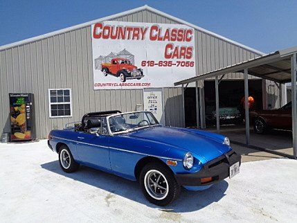 1979 MG MGB for sale 100998090