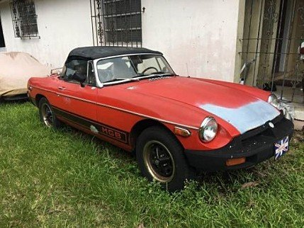 1979 MG MGB for sale 100827218