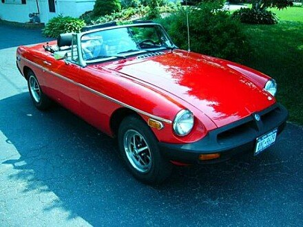 1979 MG MGB for sale 100907409