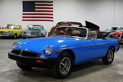 1979 MG MGB for sale 100952556