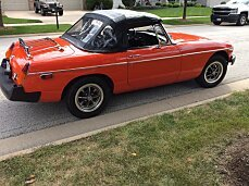 1979 MG MGB for sale 101002800