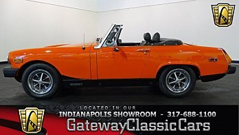 1979 MG Midget for sale 100927531