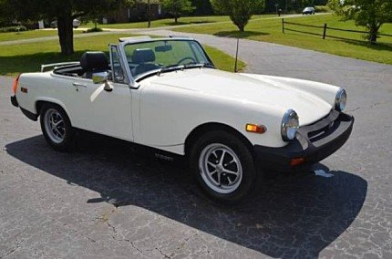 1979 MG Midget for sale 100827108
