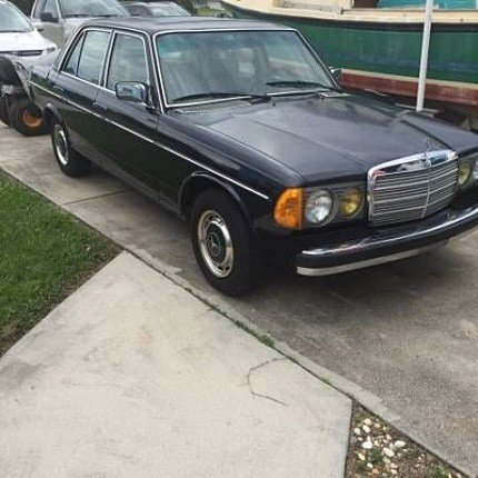 1979 Mercedes-Benz 300D for sale 100827187