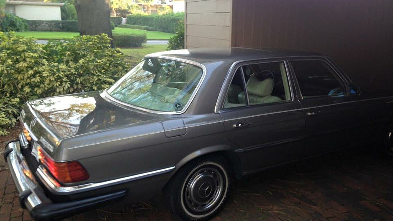1979 MercedesBenz 300SD for sale near St Petersburg Florida