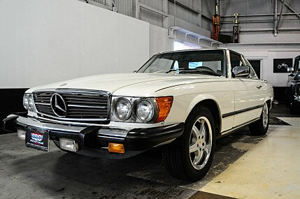 1979 Mercedes-Benz 450SL for sale 100727071