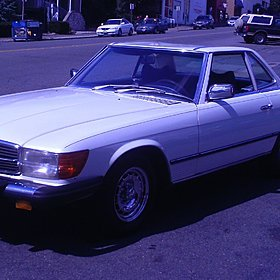 1979 Mercedes-Benz 450SL for sale 100738547