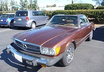 1979 Mercedes-Benz 450SL for sale 100868395