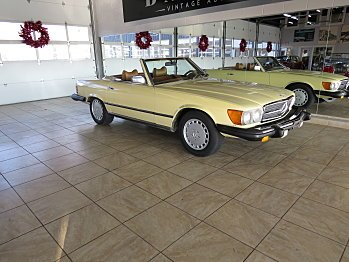 1979 Mercedes-Benz 450SL for sale 100937521